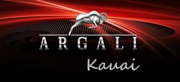 Logo da nova linha Argali Kauai