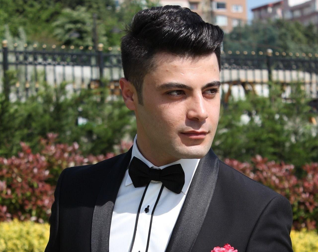 Elegância da gravata borboleta em um look Black Tie