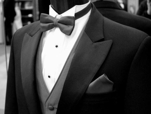 A gravata Borboleta é um símbolo de elegância
