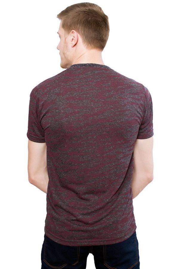 Camiseta Argali Altai Cinza Rage (costas)