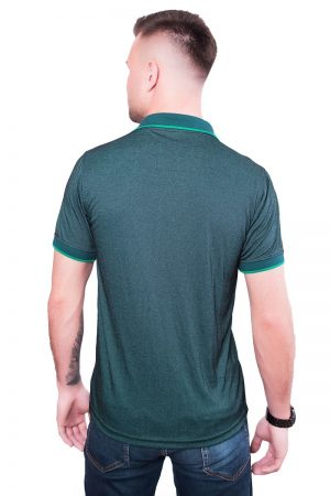 Polo Argal Altai Verde Full (costas)