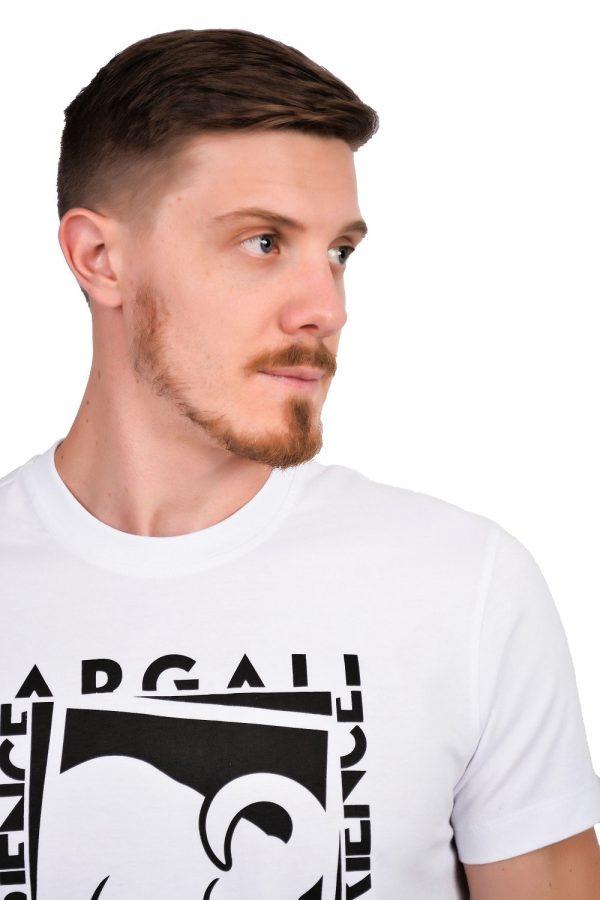 Camiseta Argali Prime Experience Branca (detalhe)