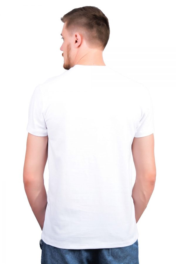 Camiseta Argali Prime Experience Branca (costas)