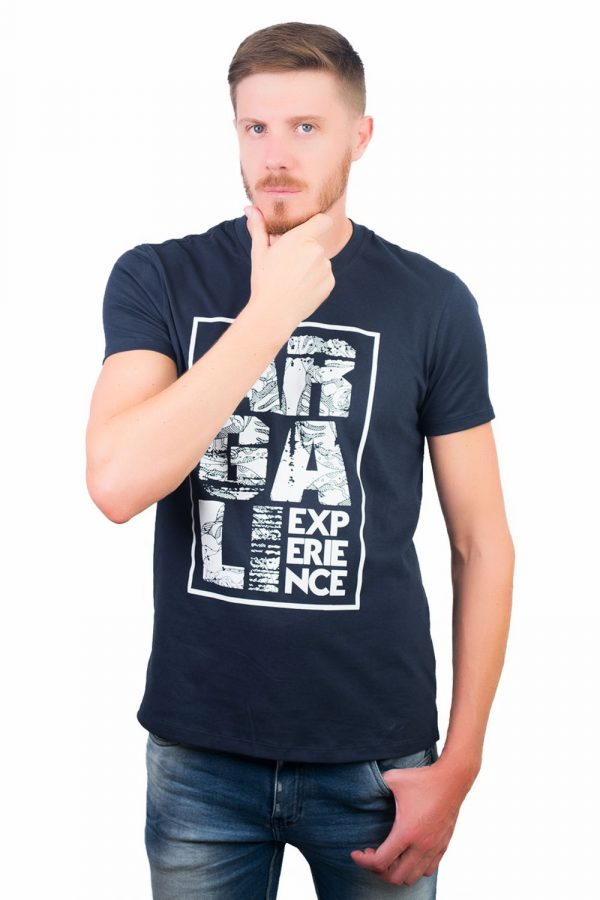 Camiseta Argali Prime True XP Azul (lado)