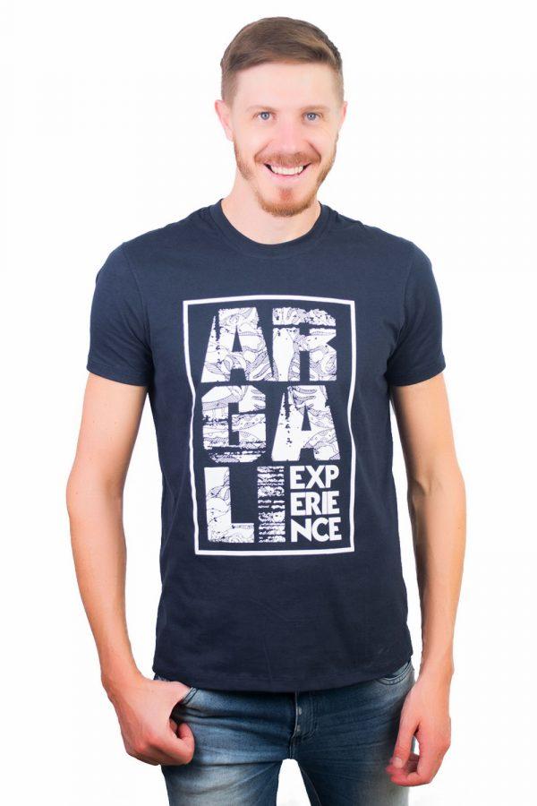 Camiseta Argali Prime True XP Azul (frente)