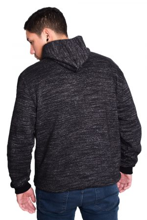 Moletom Fleece Argali Prime Preto Great (costas)
