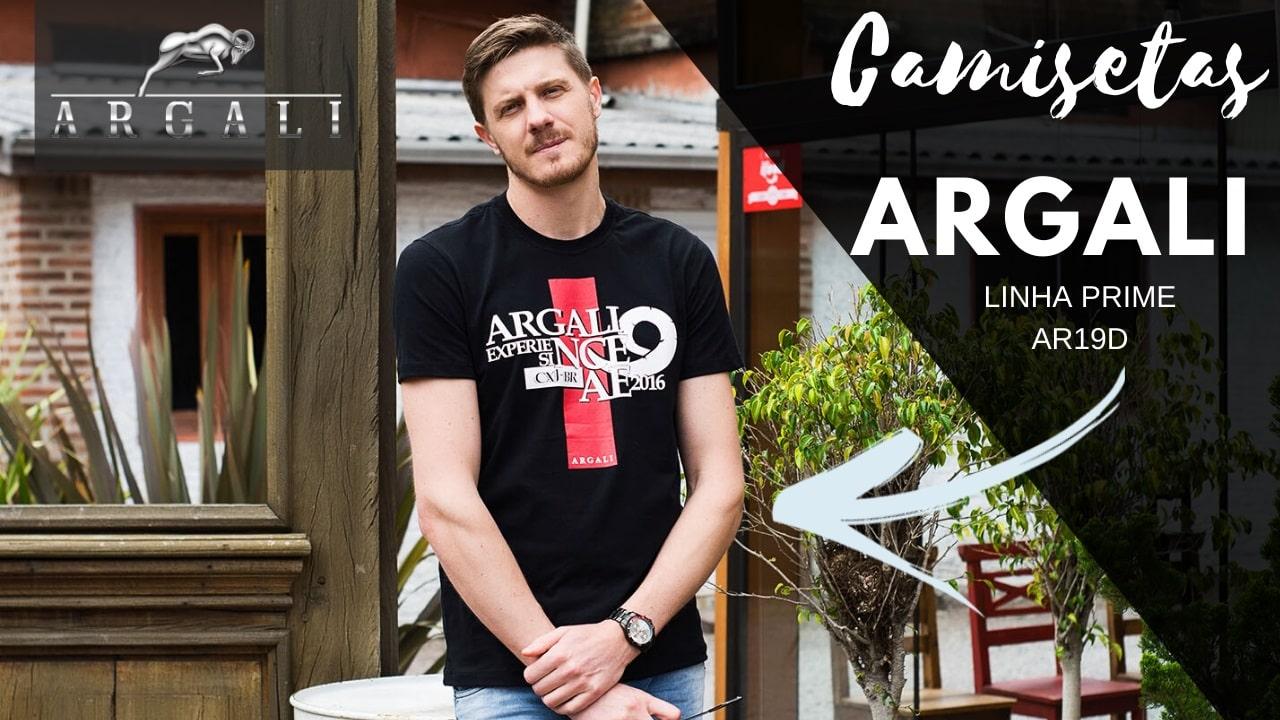 Camiseta Argali - Vídeo de Lançamento