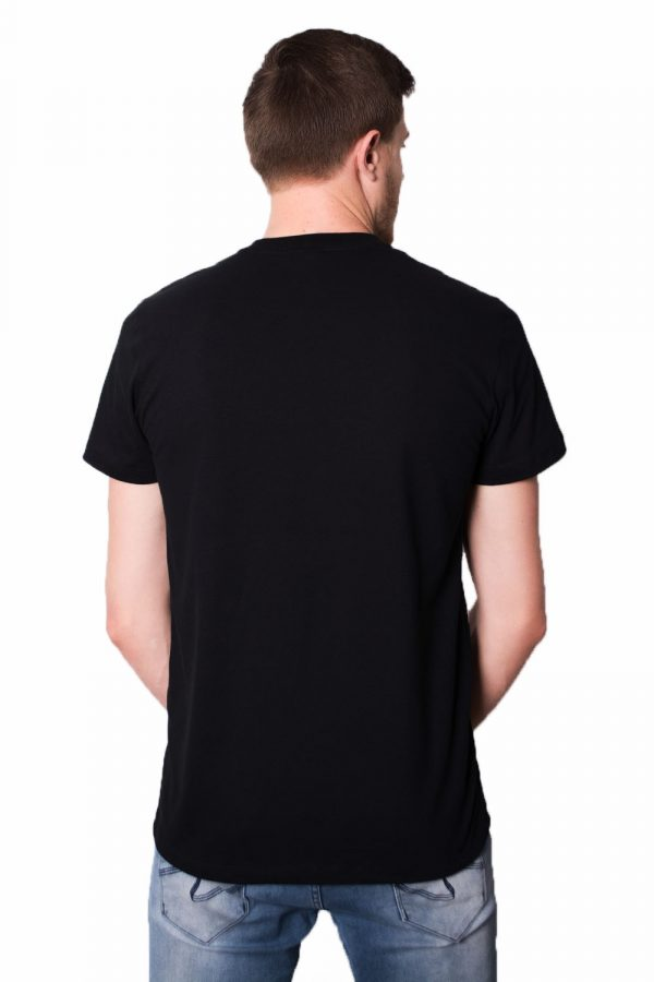 Camiseta Argali Prime Experience Preta (costas)