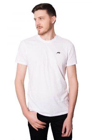 Camiseta Argali Prime Basic Branca (frente)