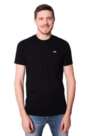Camiseta Argali Prime Basic Preta (frente)